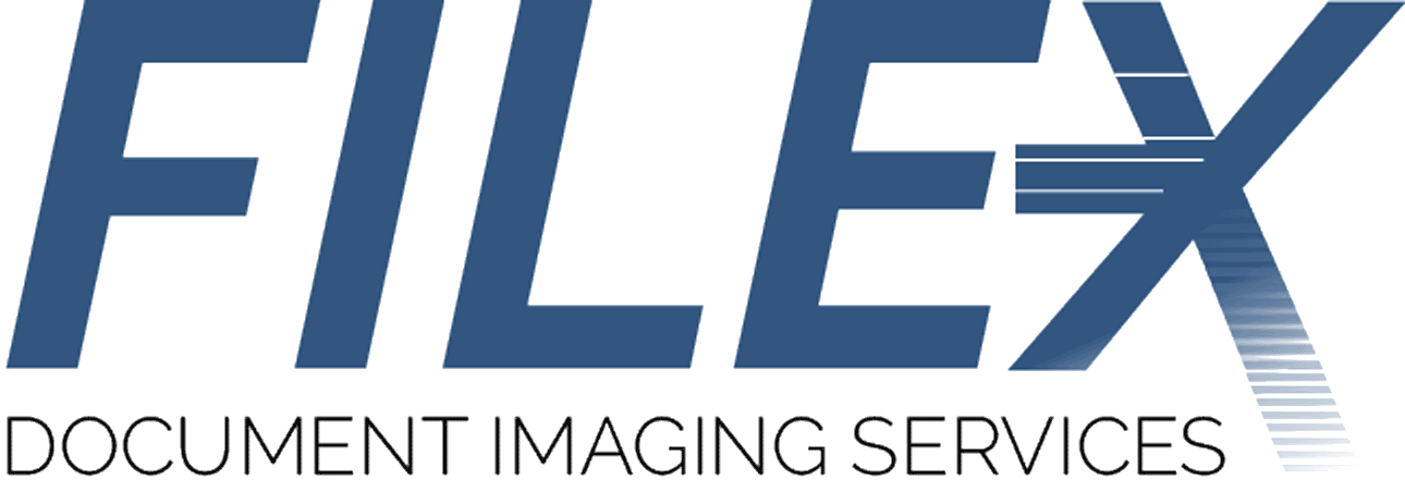 File-x Document Imaging Services Inc. Mobile Retina Logo