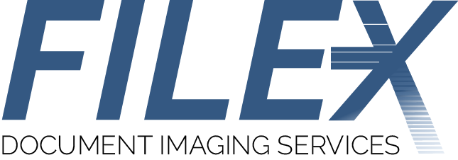 File-x Document Imaging Services Inc. Sticky Logo